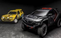 Peugeot 2008 DKR ready for Dakar return
