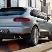Porsche Macan gets four-cylinder gasoline engine