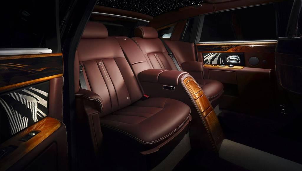 Rolls Royce Pinnacle Travel Phantom unveiled