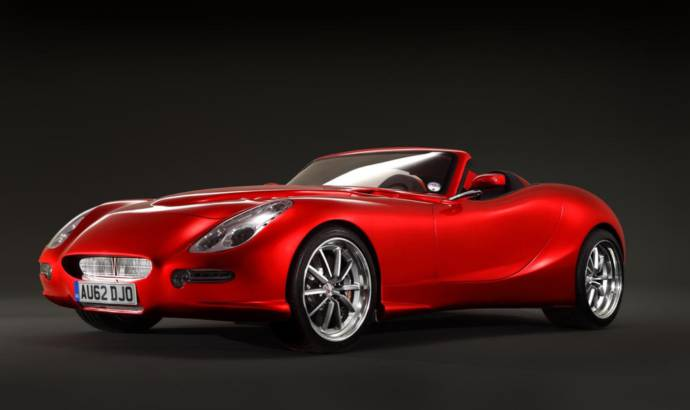 Trident Iceni - The fastest diesel sports car is now for sale