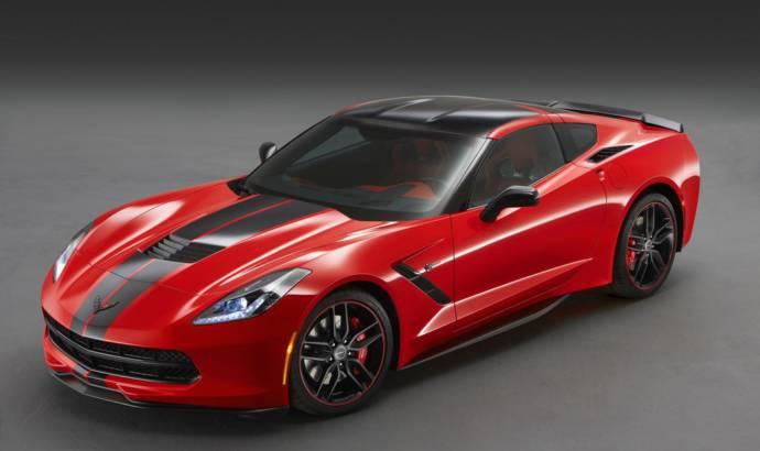 Chevrolet Corvette Stingray Pacific Edition