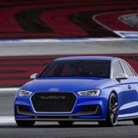 2014 Audi A3 clubsport quattro concept unveiled at Worthersee (+Videos)