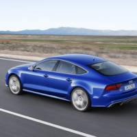 2014 Audi A7 and S7 Sportback facelift - Official pictures and details