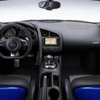 2014 Audi R8 LMX - Official pictures and details with the first production car with laser high beams
