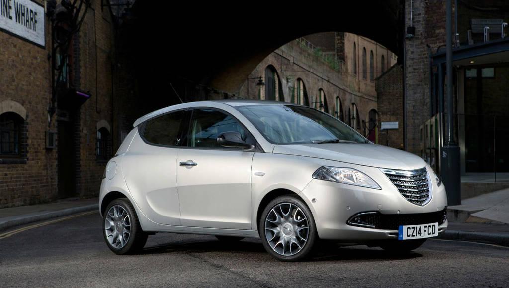 2014 Chrysler Ypsilon UK price