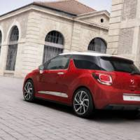 2014 Citroen DS3 and DS3 Cabrio facelift - Official pictures and details