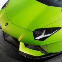 2014 Lamborghini Aventador-V Roadster modified by Vorsteiner