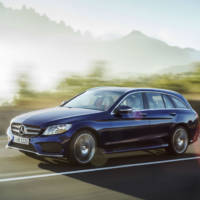 2014 Mercedes-Benz C-Class Estate - Official pictures and details
