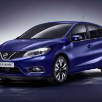 2014 Nissan Pulsar - Official pictures and details