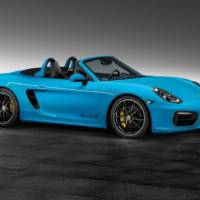 2014 Porsche Boxster S by Porsche Exclusive