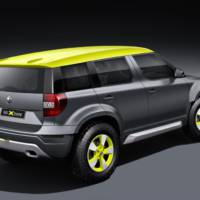 2014 Skoda Yeti Xtreme Concept - Official pictures and details