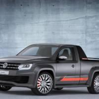 2014 Volkswagen Amarok Power Concept leaked