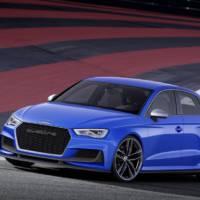2015 Audi A3 clubsport quattro concept unveiled