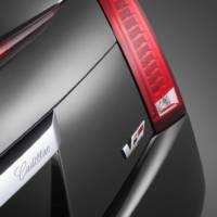2015 Cadillac CTS-V Coupe revealed