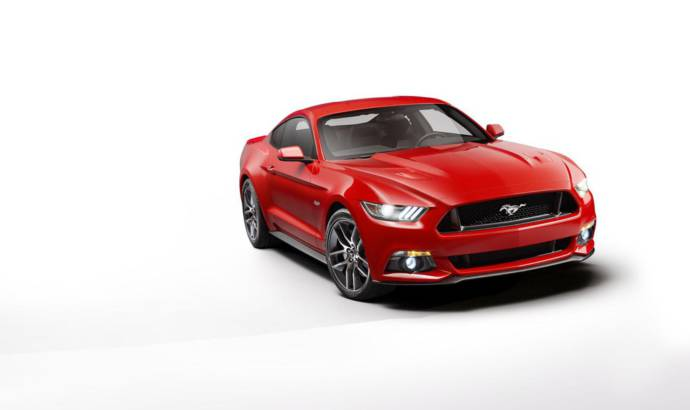 2015 Ford Mustang US pricing