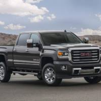 2015 GMC Sierra All Terrain HD unveiled
