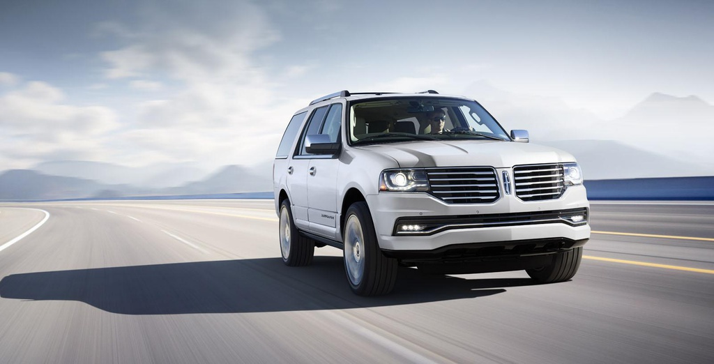 2015 Lincoln Navigator price announced