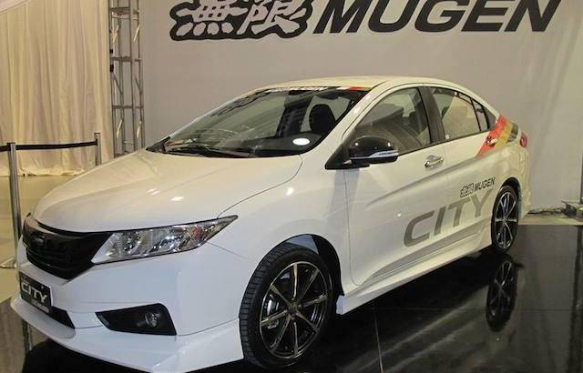 2015 Mugen Honda City introduced