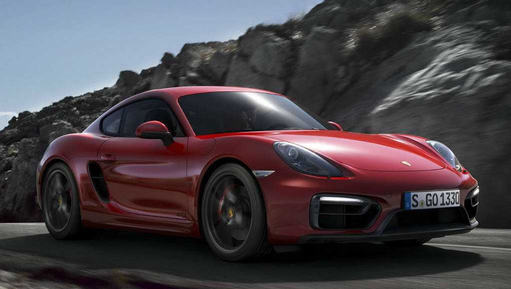 2015 Porsche Cayman GTS review