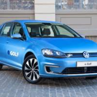 2015 Volkswagen e-Golf to reach US this year