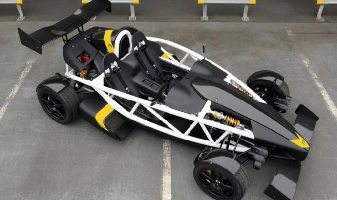 Ariel Atom 3.5R unveiled