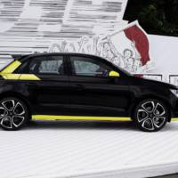 Audi A1 Sportback customized in Worthersee