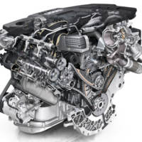 Audi new V6 diesel engine
