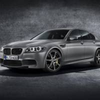 BMW 30 Jahre M5 special edition - Official pictures and details.