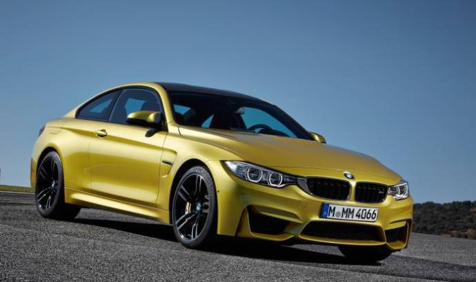 BMW M3 and M4 Coupe could be offered with a 4-cylinder engine