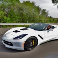 Callaway Chevrolet Corvette Stingray tuning kit improved