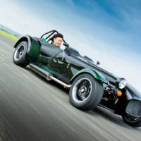 Caterham Seven Kamui Kobayashi - Only for Japan