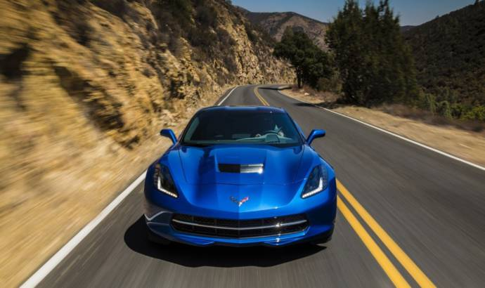Chevrolet Corvette Stingray owners select manual gearbox