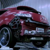 Future Renault Megane RS275R to lap the Nurburgring in 7:45 minutes