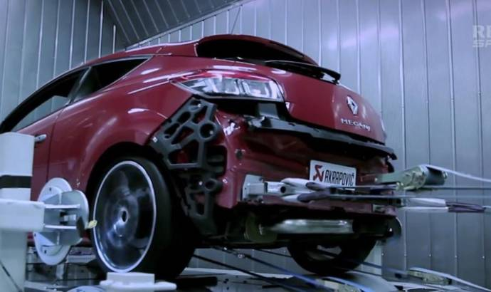 Future Renault Megane RS275R to lap the Nurburgring in 7:45 minutes