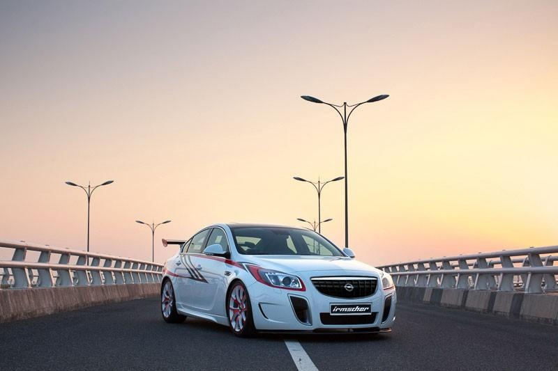 Irmscher is3 Opel Insignia tuning package