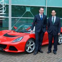 Jean-Marc Gales is the new Lotus CEO
