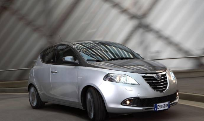 Lancia will be sold only in Italy