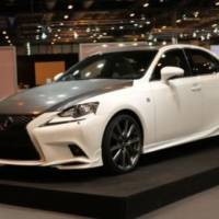 Lexus IS 25 Anniversario unveiled