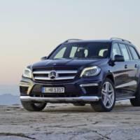 Mercedes GL400 version prepared