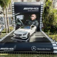 Mercedes S63 AMG Coupe to be auctioned in Cannes Film Festival