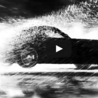 Mercedes SLS AMG GT first teaser