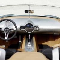 Mini Superleggera Vision Concept unveiled