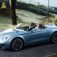 Mini Superleggera Vision Concept unveiled