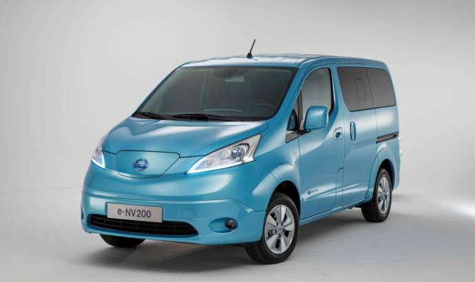 Nissan e-NV200 electric van UK price