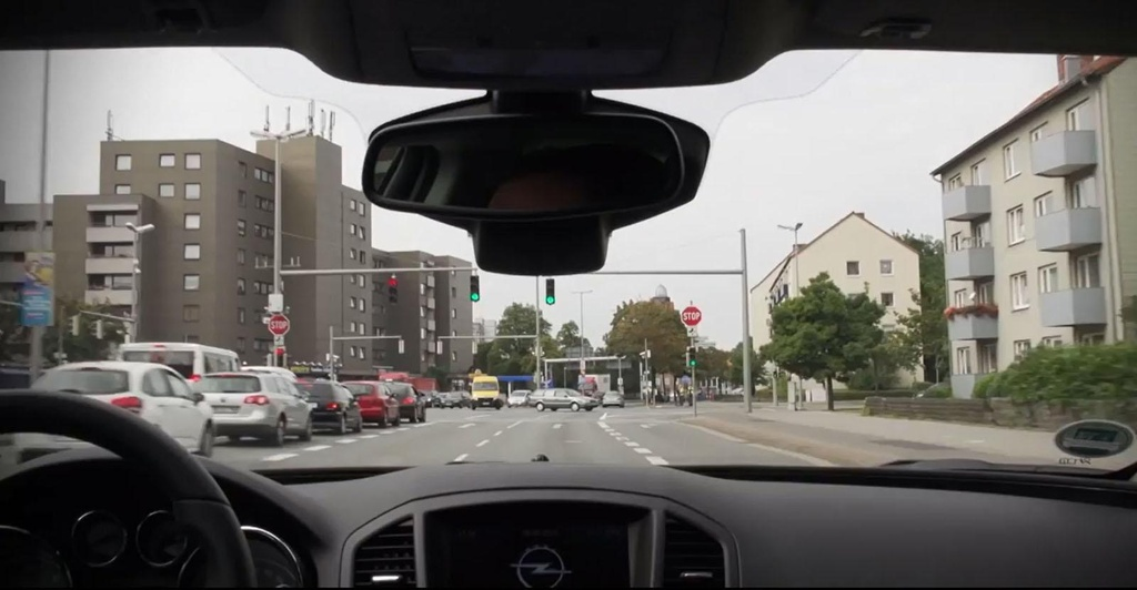 Opel UR:Ban safety systems detailed