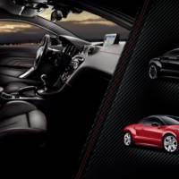 Peugeot RCZ Red Carbon Edition launched