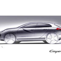 Porsche Cayenne Coupe in the works