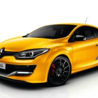 Renault Megane RS 275 Trophy unveiled