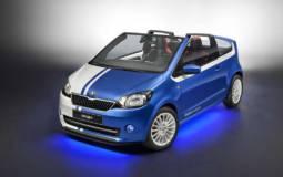 Skoda CitiJet Concept unveiled