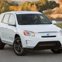 Toyota RAV4 EV discontinued